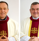 Msza św. dziękczynna za posługę w naszej parafii księdza Karola i księdza Krzysztofa